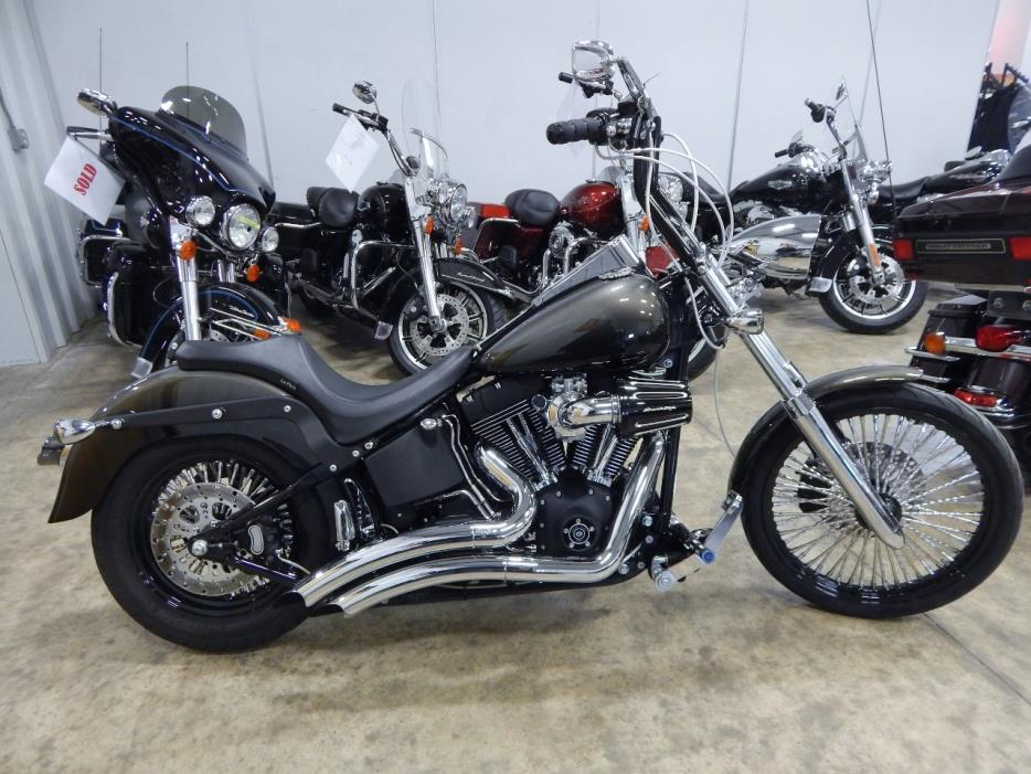2003 Harley-Davidson FXSTB Softail Night Train