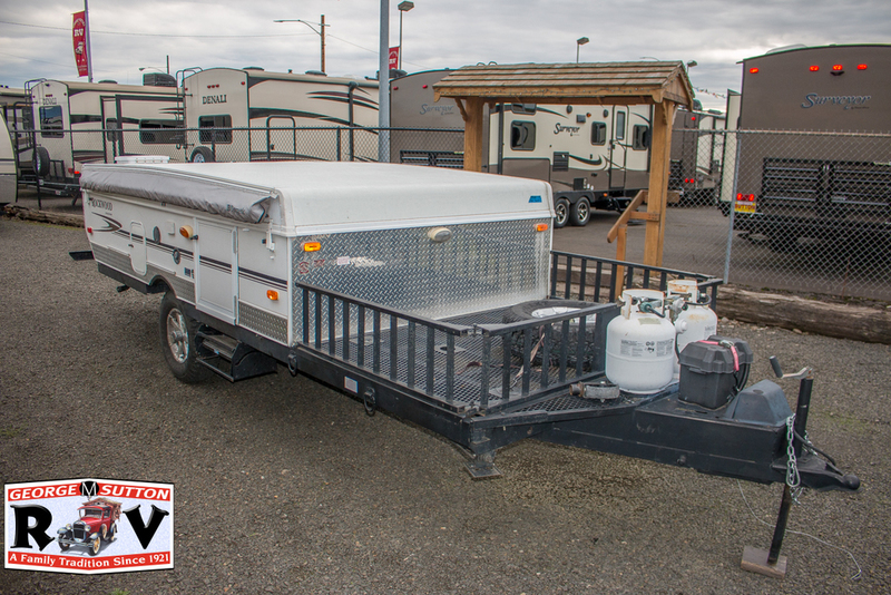 2010 Forest River Rockwood Freedom 232XR