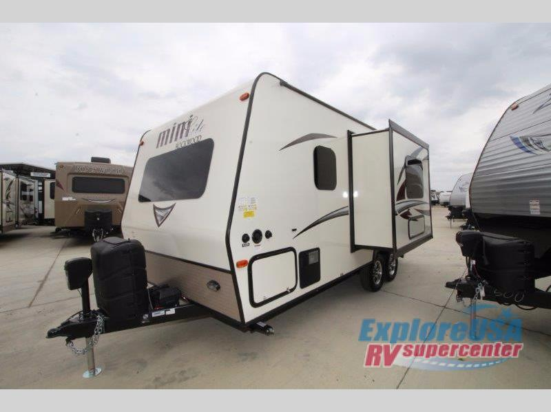 2017 Forest River Rv Rockwood Mini Lite 2109S