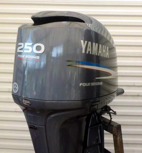 2006 Yamaha F250hp 25