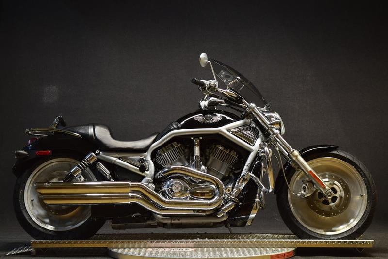 2003 Harley-Davidson VRSCA - V-Rod