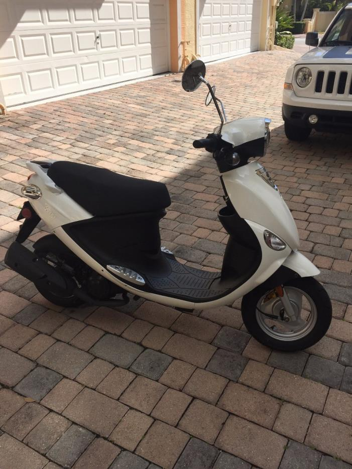 2013 Genuine Scooter Company BUDDY 50