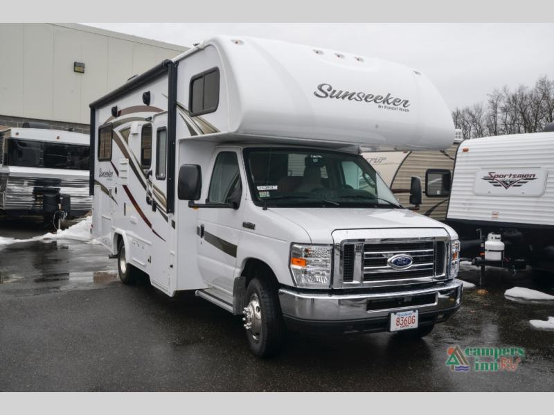 2016 Forest River Rv Sunseeker 2300 Ford