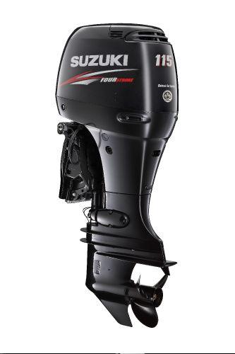 2017 Suzuki 115ATL2 NEW Nebular Black!