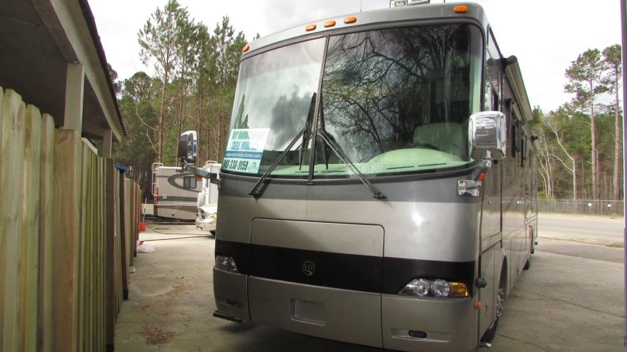 2004 Holiday Rambler ENDEAVOR 40PDQ