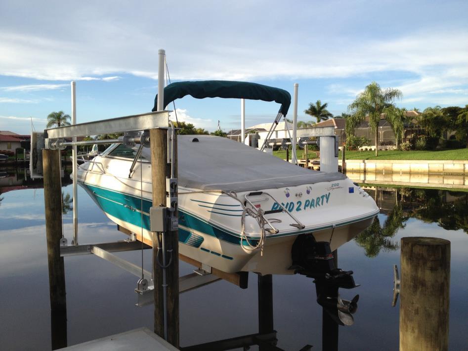 1994 Sea Ray 200 Overnighter