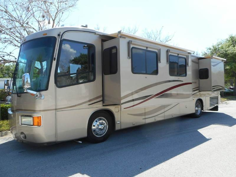 2003 Travel Supreme 38