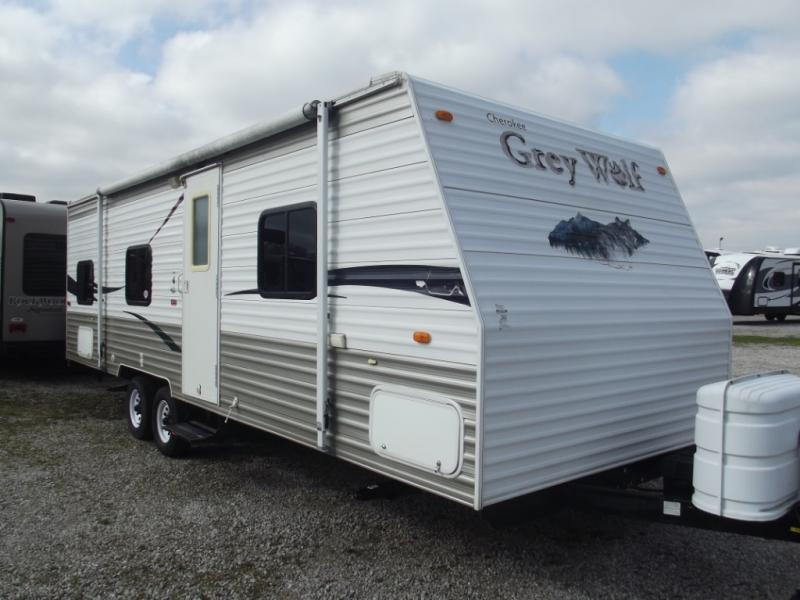 2008 Forest River Rv Cherokee Grey Wolf 26BH