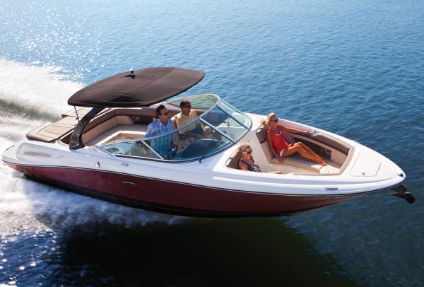 2012 Sea Ray 270 SLX