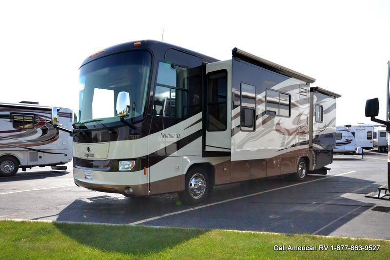 2008 Holiday Rambler NEPTUNE 37PDQ
