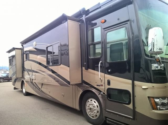 2008 Tiffin PHAETON 40 QTH