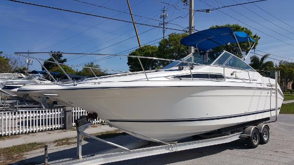 1990 Sea Ray 250 Sundancer