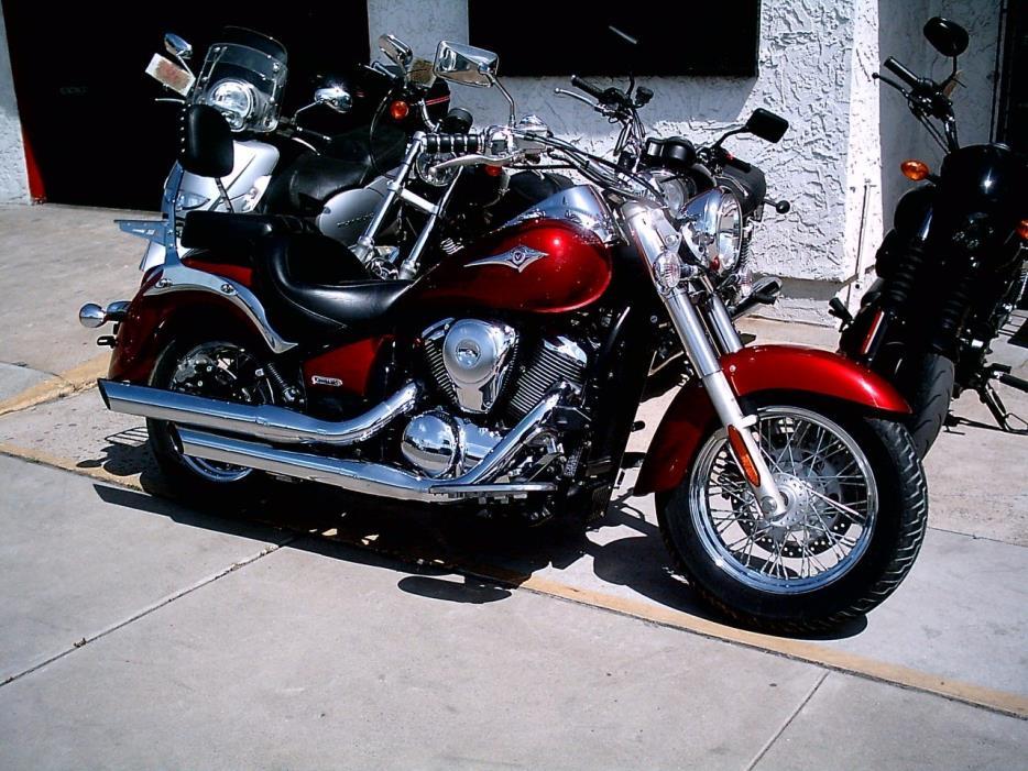 2006 Kawasaki VULCAN 900
