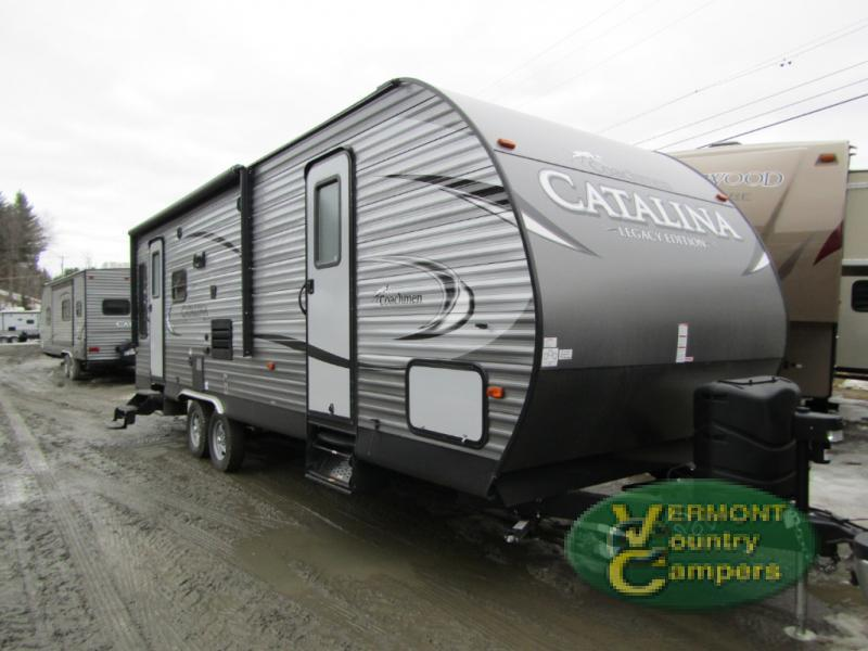 2018 Coachmen Rv Catalina Legacy 263RLS
