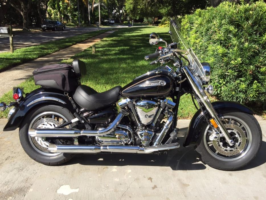 Yamaha road star motorcycles for sale in palm harbor florida for Yamaha motorcycle for sale florida
