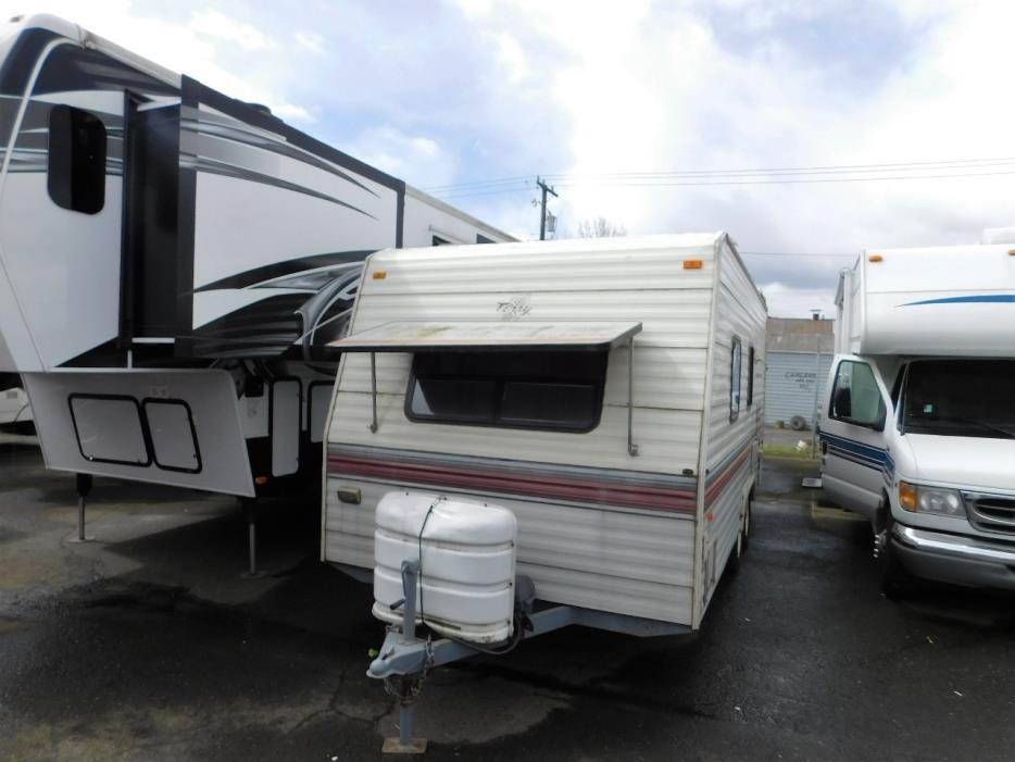 Rv Trader Pa >> 1992 Terry Travel Trailer RVs for sale