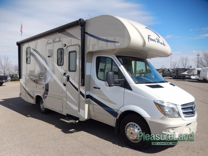 2017 Thor Motor Coach Four Winds Sprinter 24HL