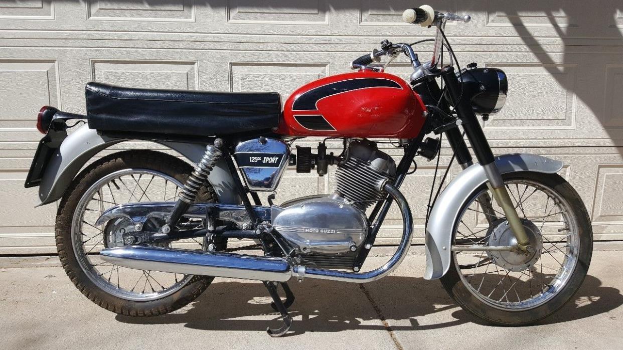 1970 Moto Guzzi SPORT