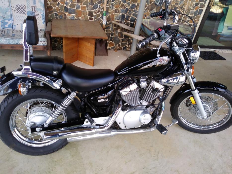 yamaha virago 250 motorcycles for sale in delaware. Black Bedroom Furniture Sets. Home Design Ideas