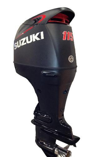2017 SUZUKI 115ATXSS2 MATTE