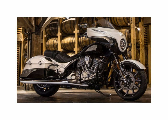 2017 Indian CHIEFTAIN JACK DANIEL'S LIMITED EDITION