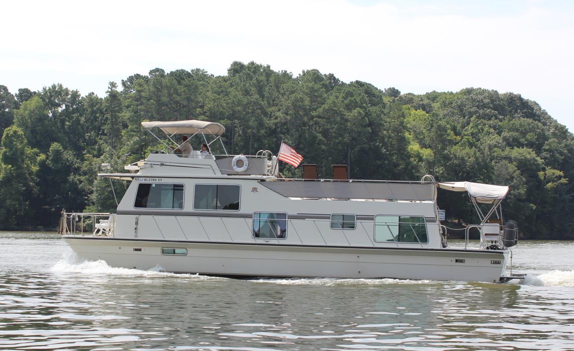1985 Harbor Master HARBOR- MASTER 470