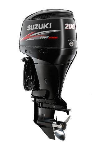 2017 SUZUKI 200APX2 NEW Nebular Black!