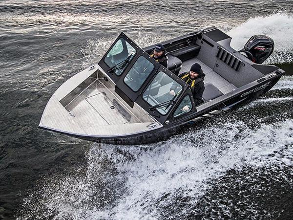 2017 Crestliner 1850 Commander Elite