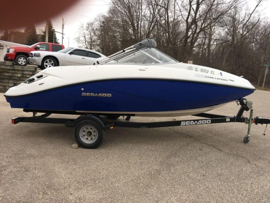 Seadoo Challenger 180 Boats for sale
