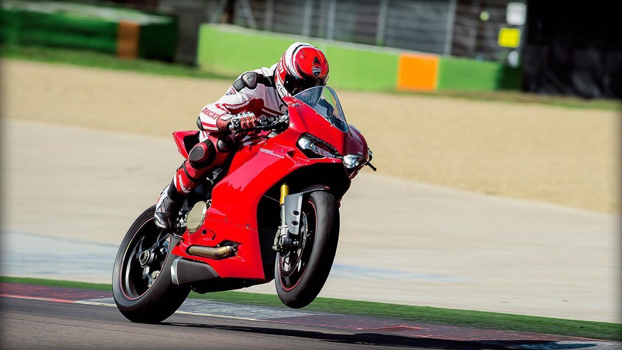 2017 Ducati 1299 Panigale S