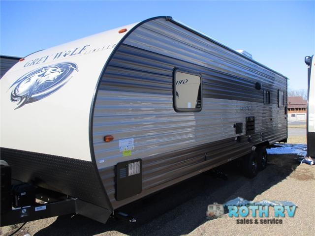 2018 Forest River Rv Cherokee Grey Wolf 26RR XL
