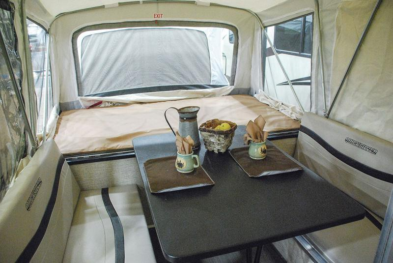 Livin Lite Quicksilver 8 0 Rvs For Sale