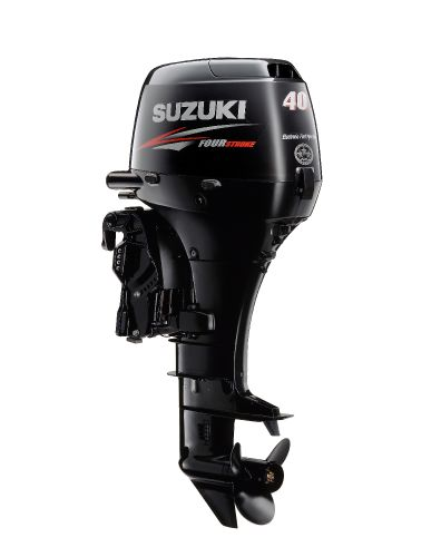 2017 SUZUKI 40ATL2 NEW Nebular Black!