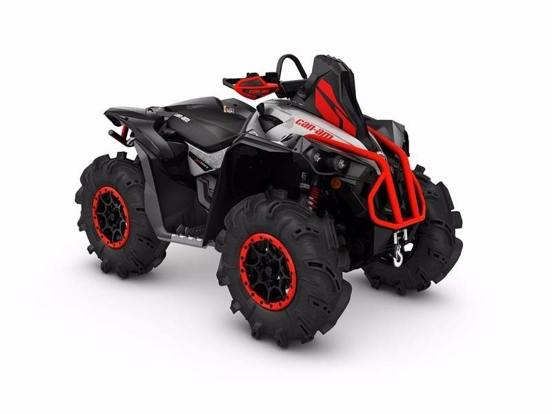 2017 Can-Am Renegade X mr 1000R