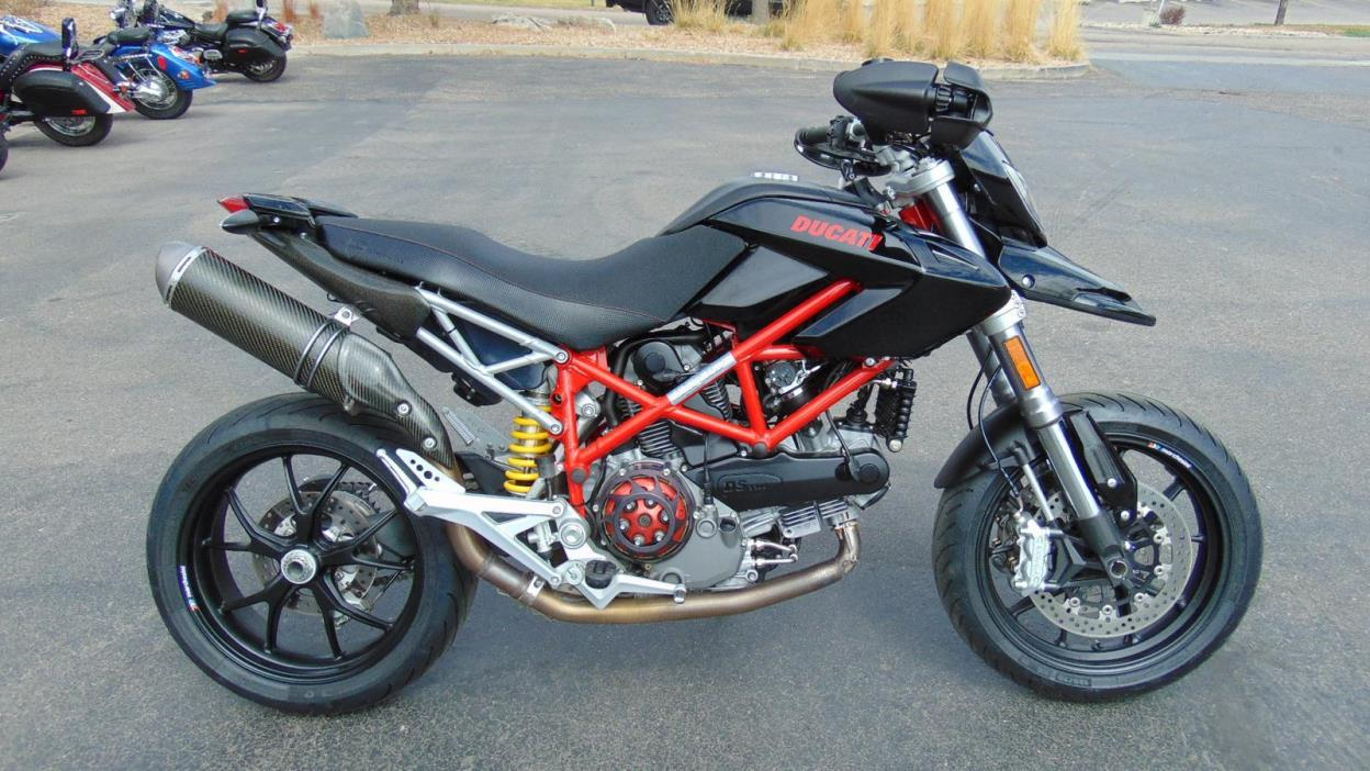 Ducati Hypermotard  Low Seat