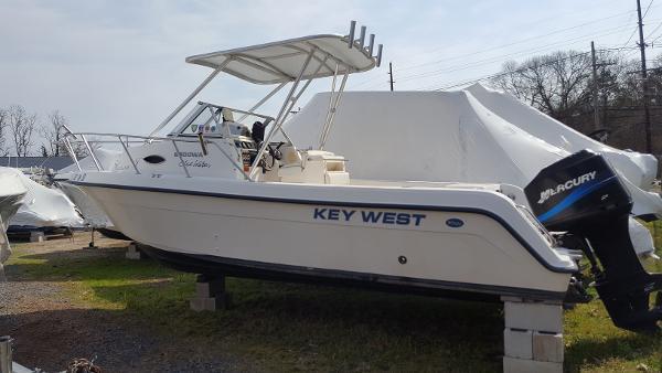 2002 Key West 23 Walkaround