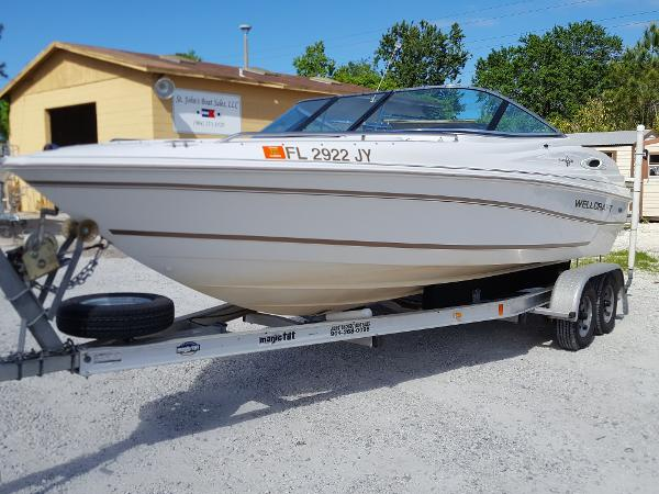 1997 Wellcraft Eclipse 2000