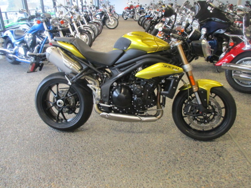 2013 Triumph Speed Triple Standard