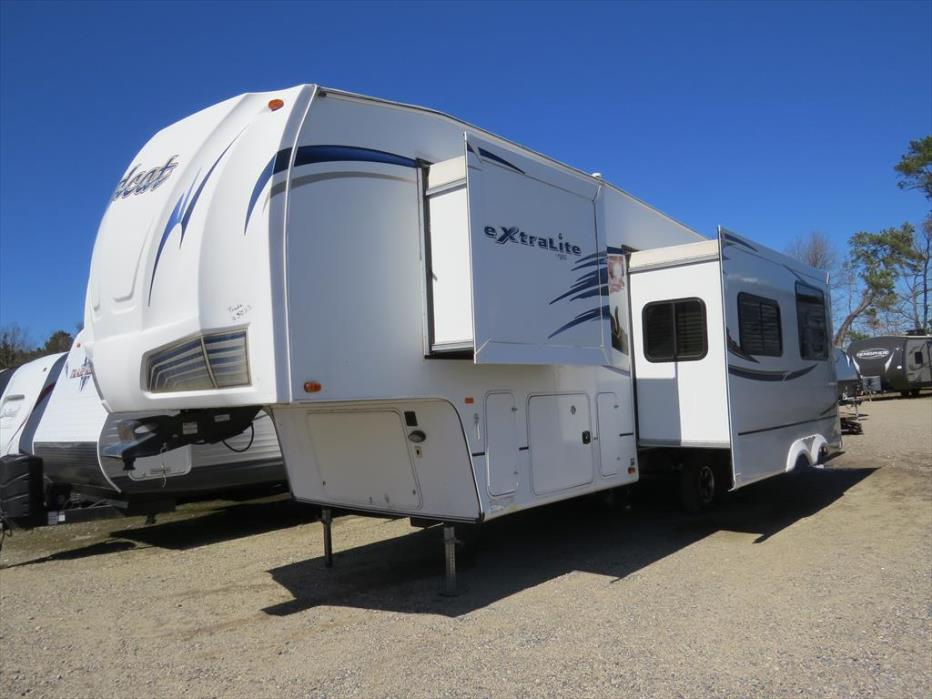 2011 Forest River Wildcat eXtraLite 312BHX