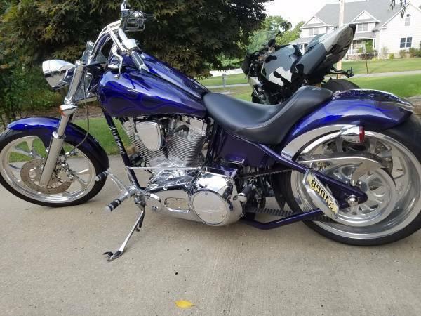 2003 Big Dog Motorcycles PITBULL EFI