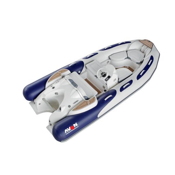 2017 Avon Seasport 420 DLX