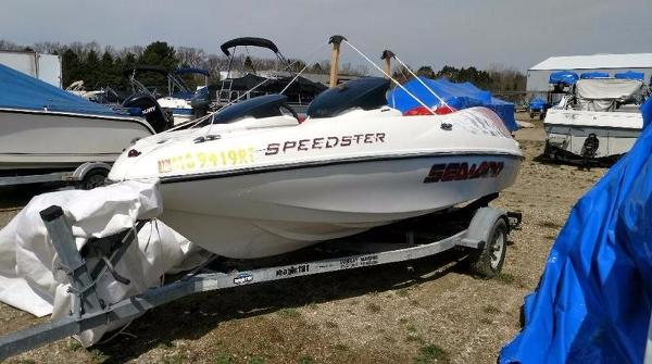 1998 Sea-Doo Speedster - (Project Boat)