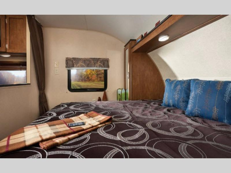 2018 Forest River Rv Wildwood X-Lite 261BHXL