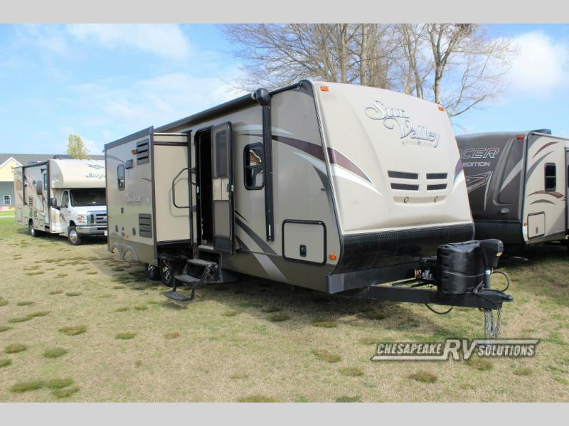 2014 Evergreen Rv Sun Valley S29KIS