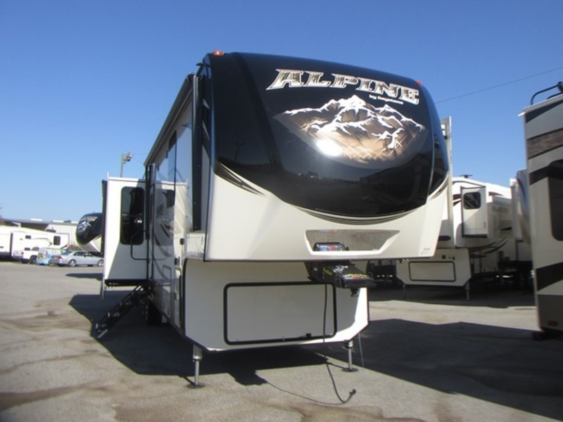 Keystone Rv Alpine 3650rl Rvs For Sale