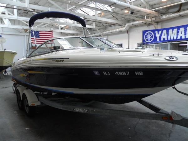 2006 Sea Ray 205 Sport Bow Rider