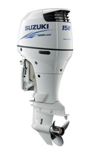 2017 SUZUKI 150TLW2 White