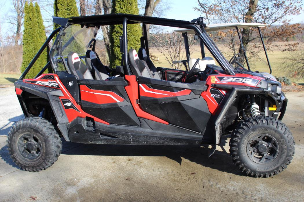 Polaris Rzr 900 4 Seater Motorcycles For Sale
