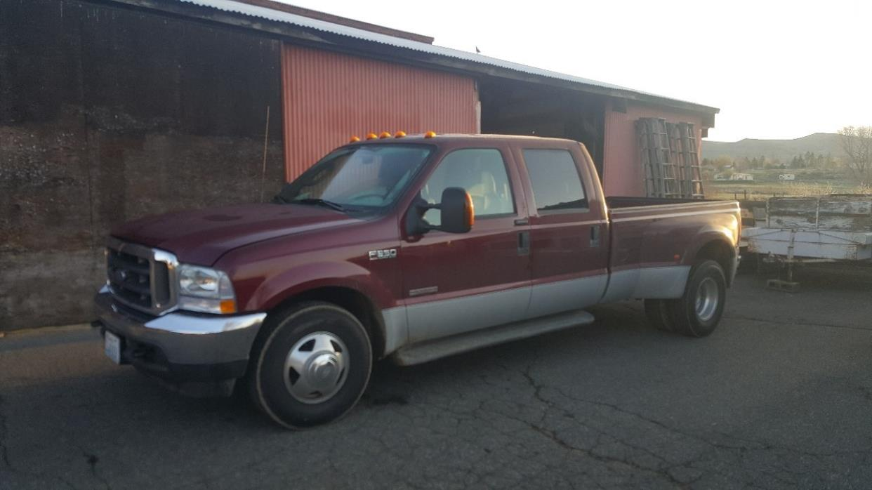 2004 Ford F350 DIESEL DOUBLE CAB