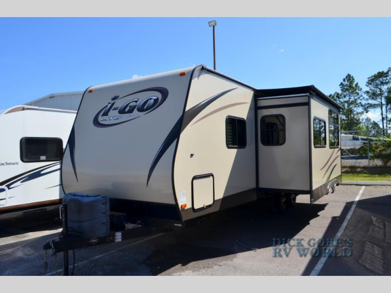 2014 Evergreen Rv I-GO G256BH
